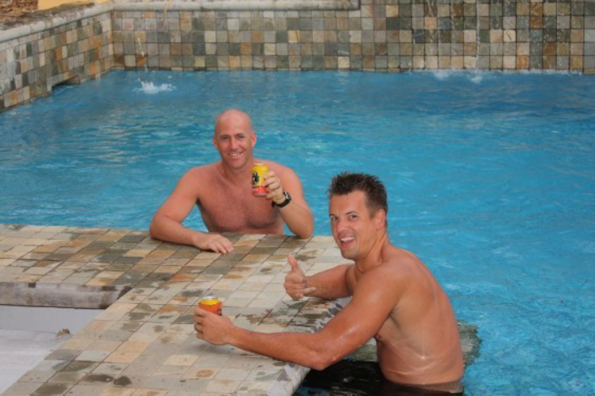 dan-and-luke-poolside